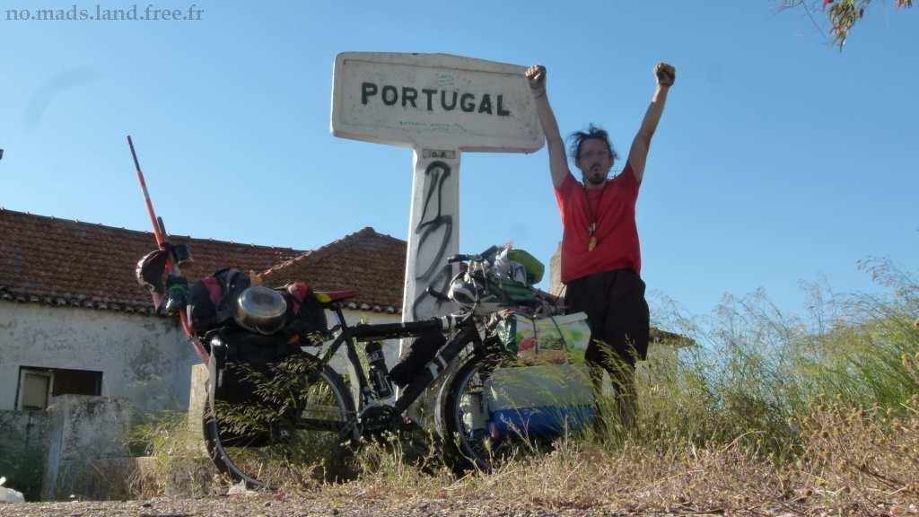 Frontiere Portugaise