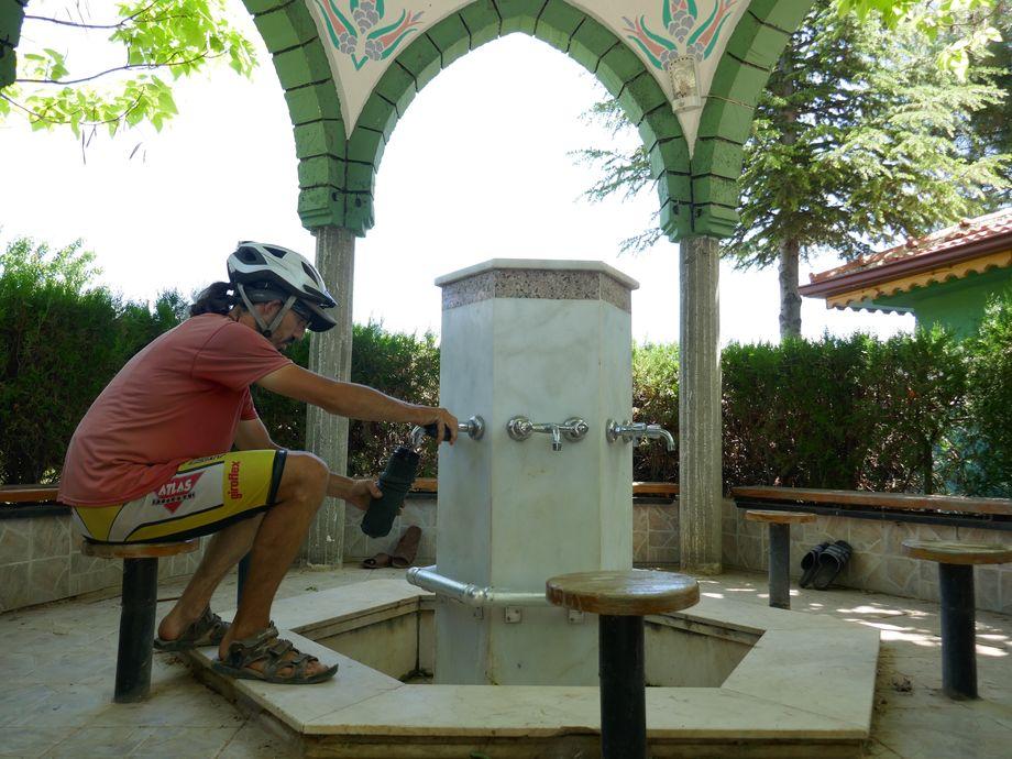 eau mosquée