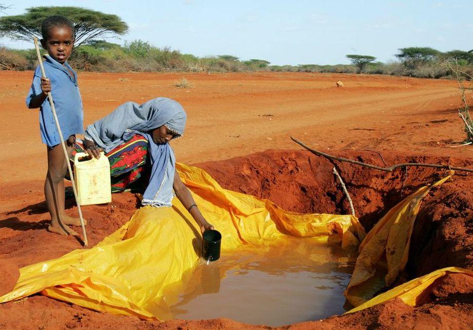 eau afrique