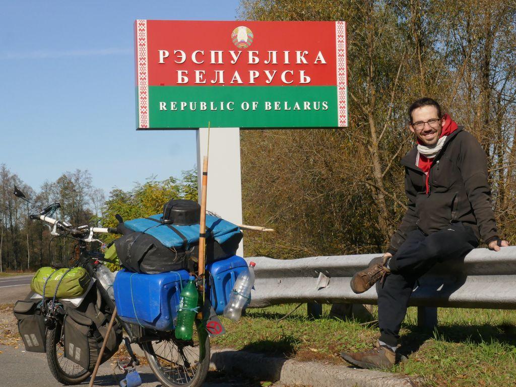 Frontière Belarus